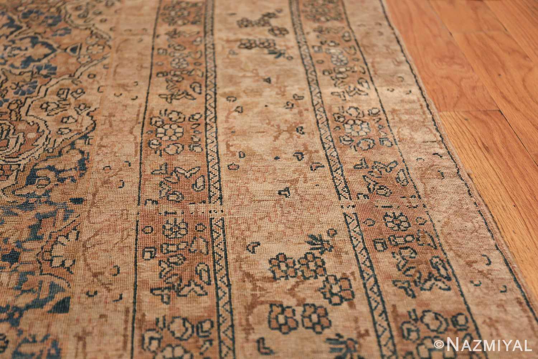 Decorative Fine Antique Room Size Persian Kerman Rug 42486 Border Design Nazmiyal