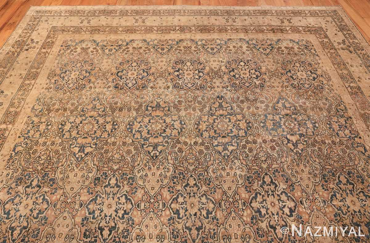 Decorative Fine Antique Room Size Persian Kerman Rug 42486 Top Design Nazmiyal