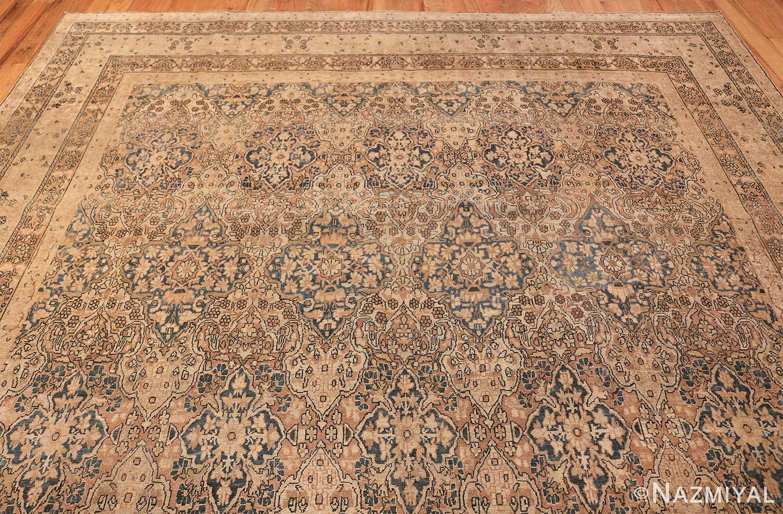 Decorative Fine Antique Room Size Persian Kerman Rug 42486 Top Design Nazmiyal