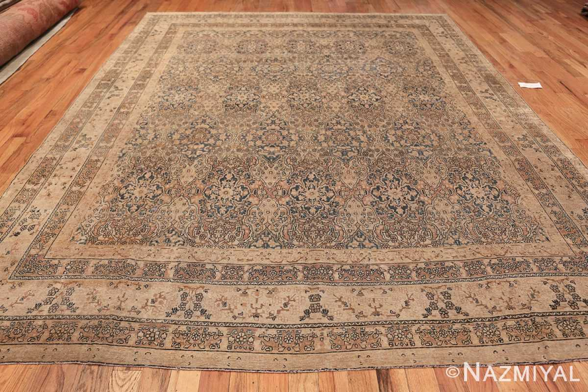 Decorative Fine Antique Room Size Persian Kerman Rug 42486 Whole Design Nazmiyal