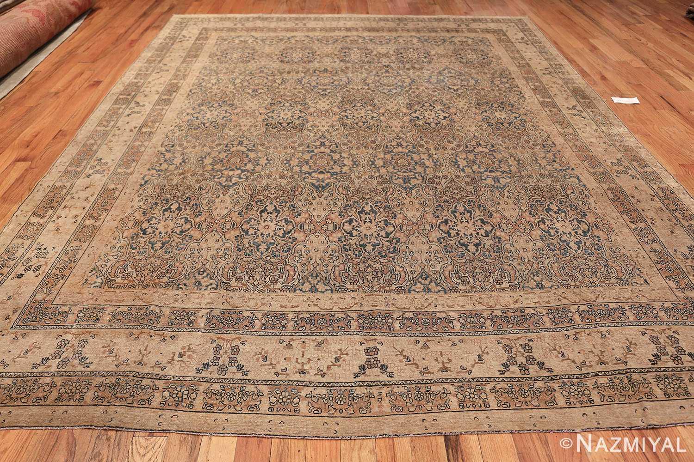 Decorative Fine Antique Room Size Persian Kerman Rug 42486 Whole Design Nazmiyal
