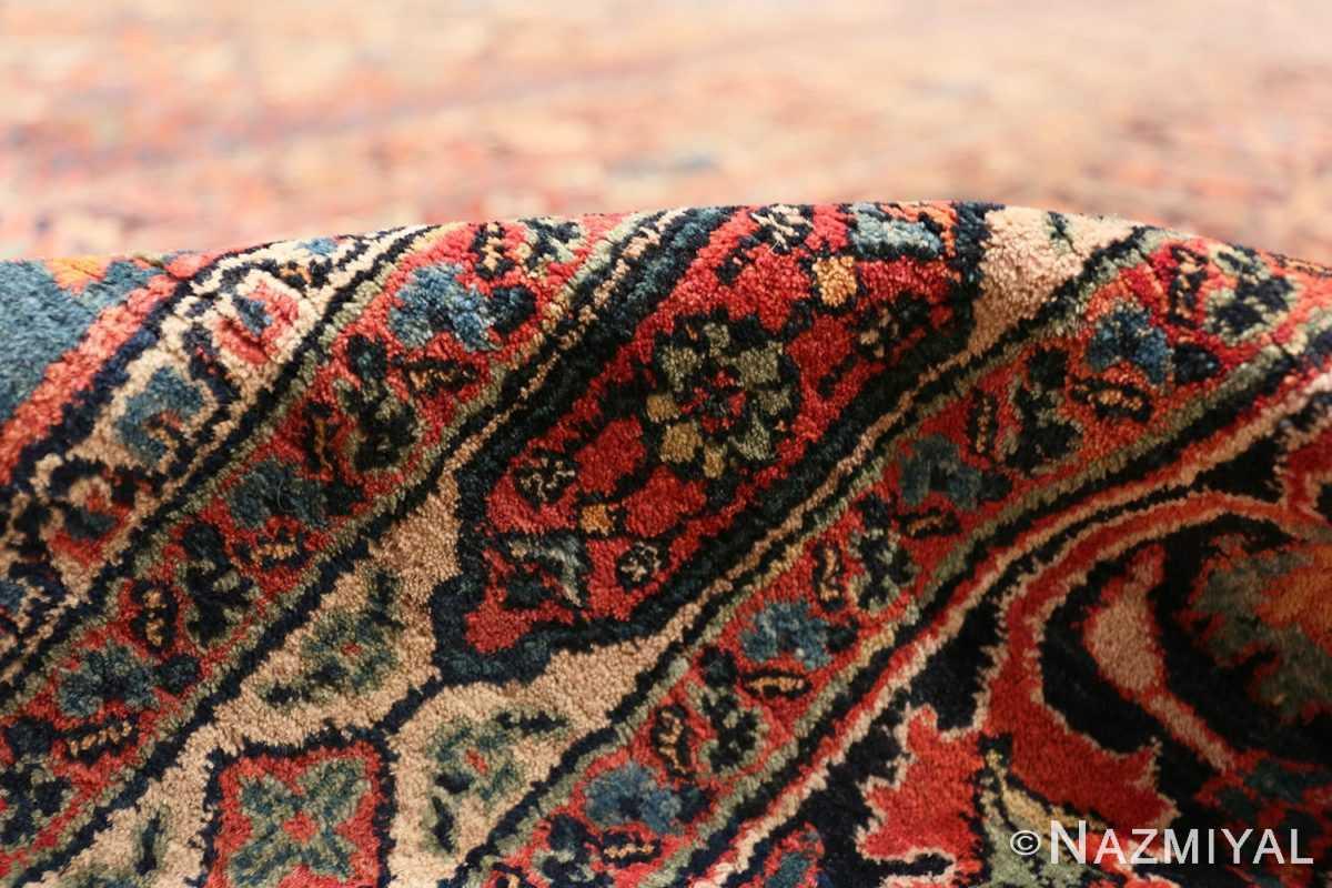 Pile large oversized Antique Khorassan Persian rug 44046 by Nazmiyal
