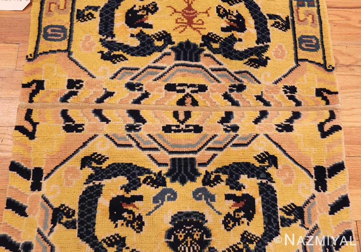 antique chinese seat cover 3219 middle Nazmiyal