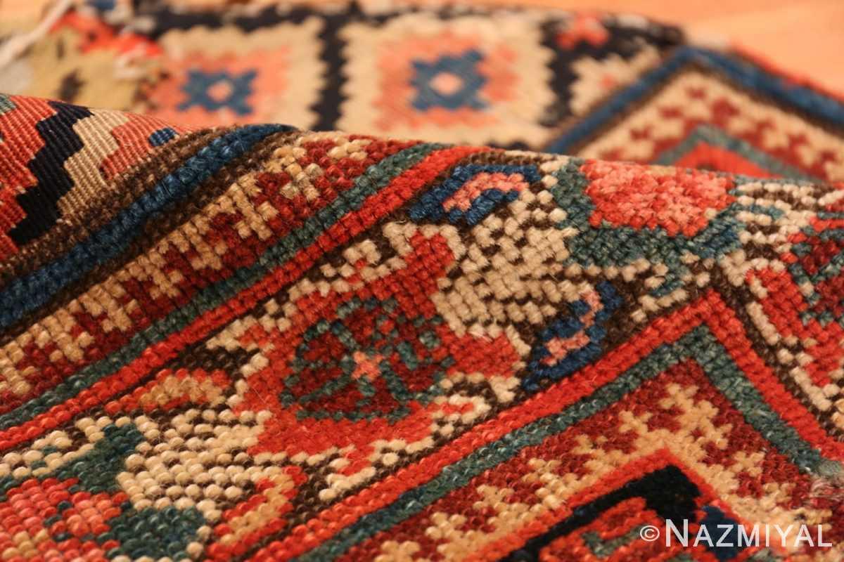 Pile Antique Kurdish Persian rug 2203 by Nazmiyal