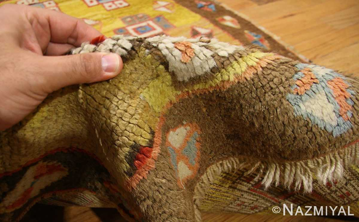 antique konya turkish rug 3093 pile Nazmiyal