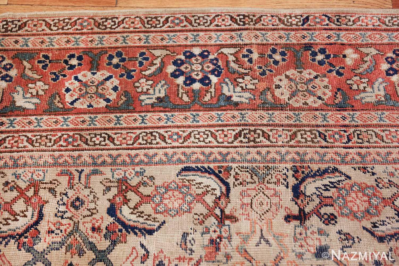 antique persian sultanabad rug 42301 border Nazmiyal