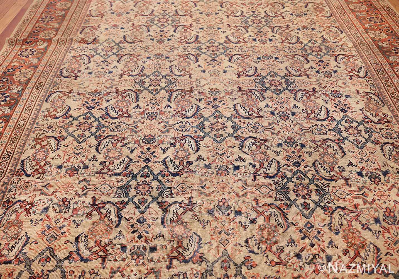 antique persian sultanabad rug 42301 field Namiyal