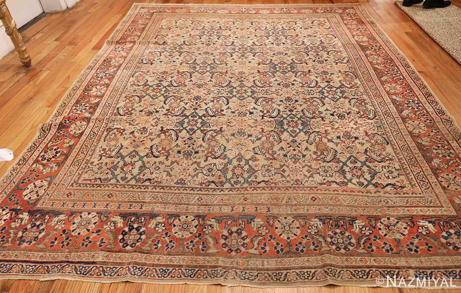 antique persian sultanabad rug 42301 whole Nazmiyal