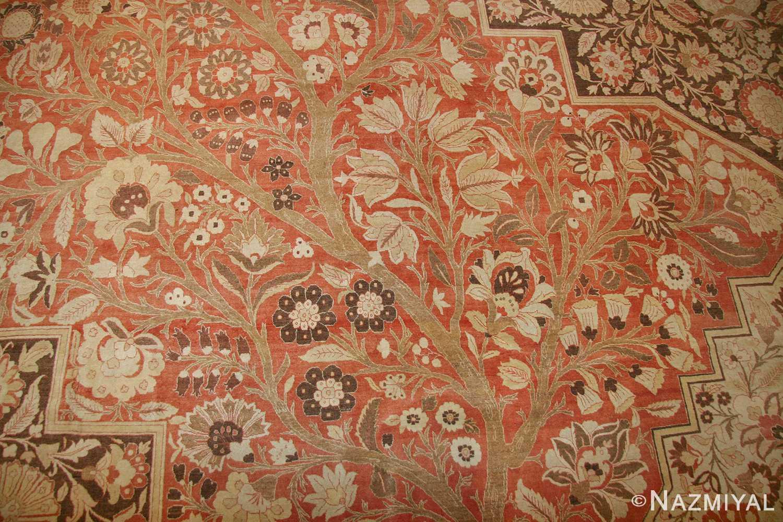 oriental oversized antique persian tabriz haji jalili carpet 41353 branches Nazmiyal