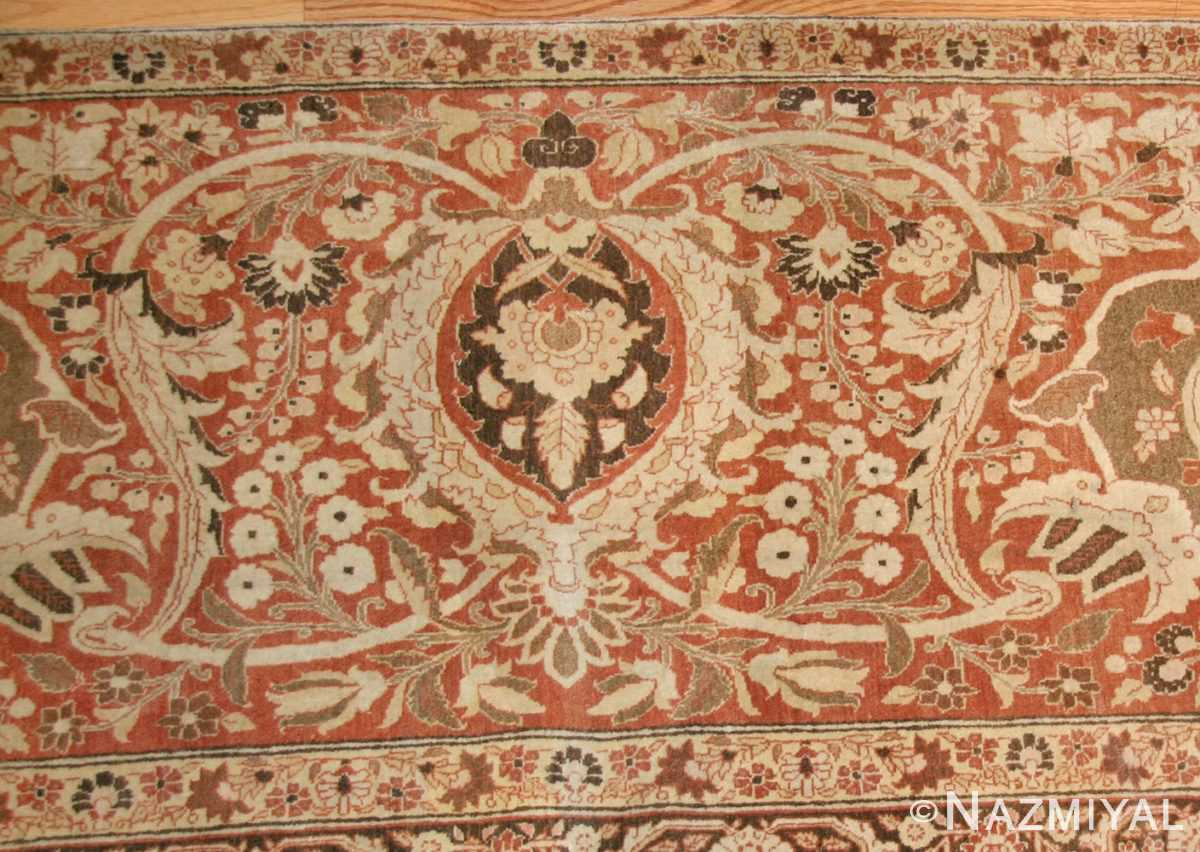 oriental oversized antique persian tabriz haji jalili carpet 41353 design Nazmiyal