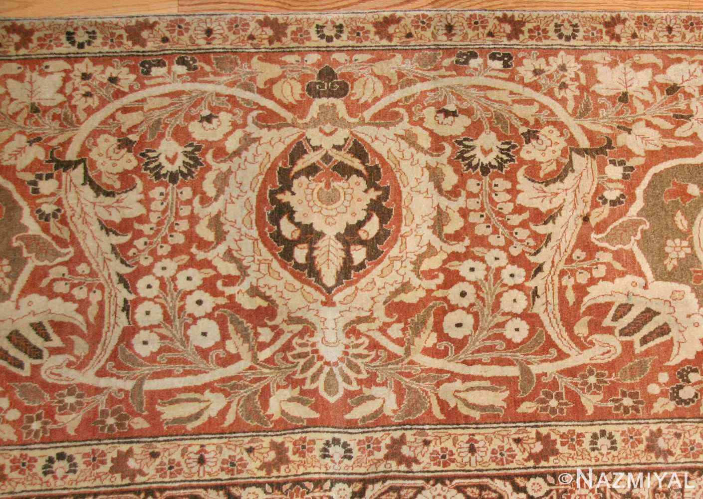 oriental oversized antique persian tabriz haji jalili carpet 41353 design Nazmiyal