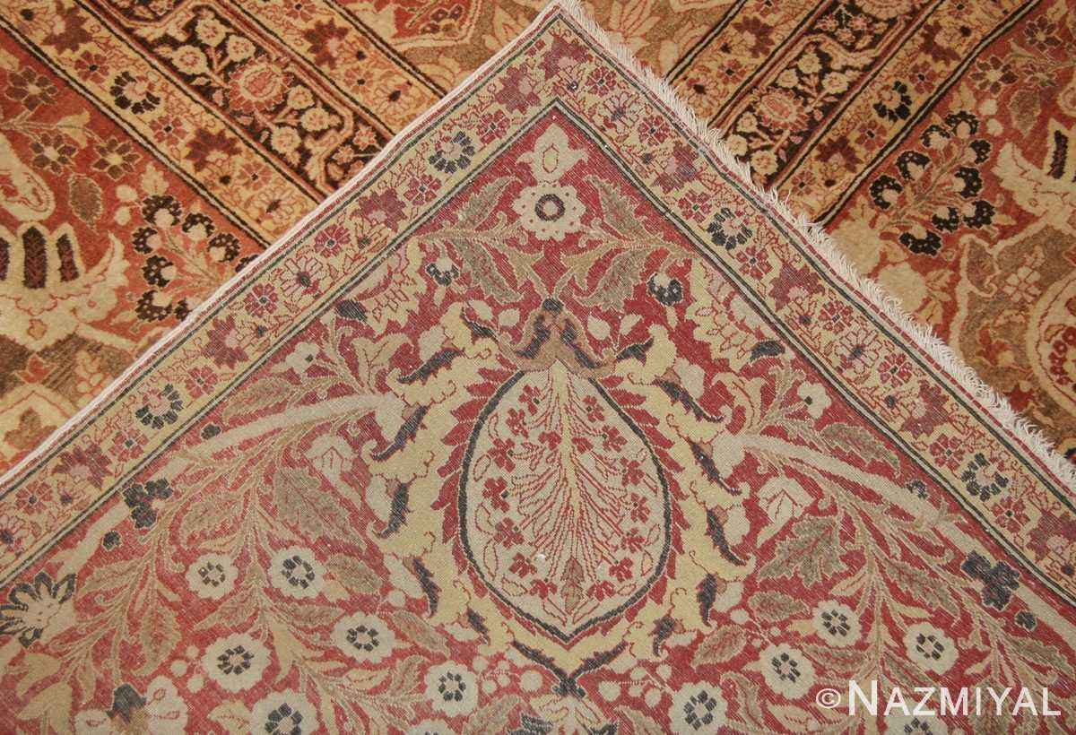 oriental oversized antique persian tabriz haji jalili carpet 41353 knots Nazmiyal