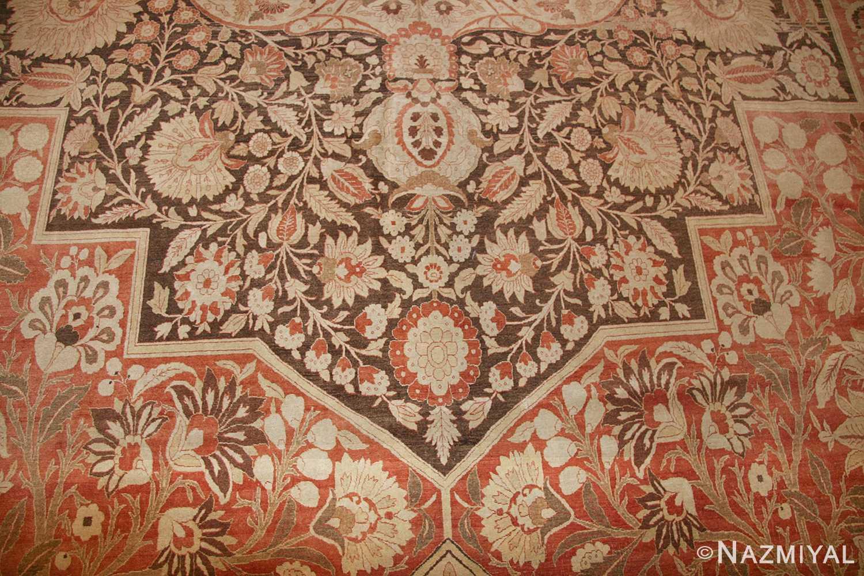 oriental oversized antique persian tabriz haji jalili carpet 41353 scrolls Nazmiyal