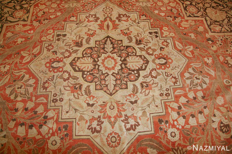 oriental oversized antique persian tabriz haji jalili carpet 41353 tiara Nazmiyal