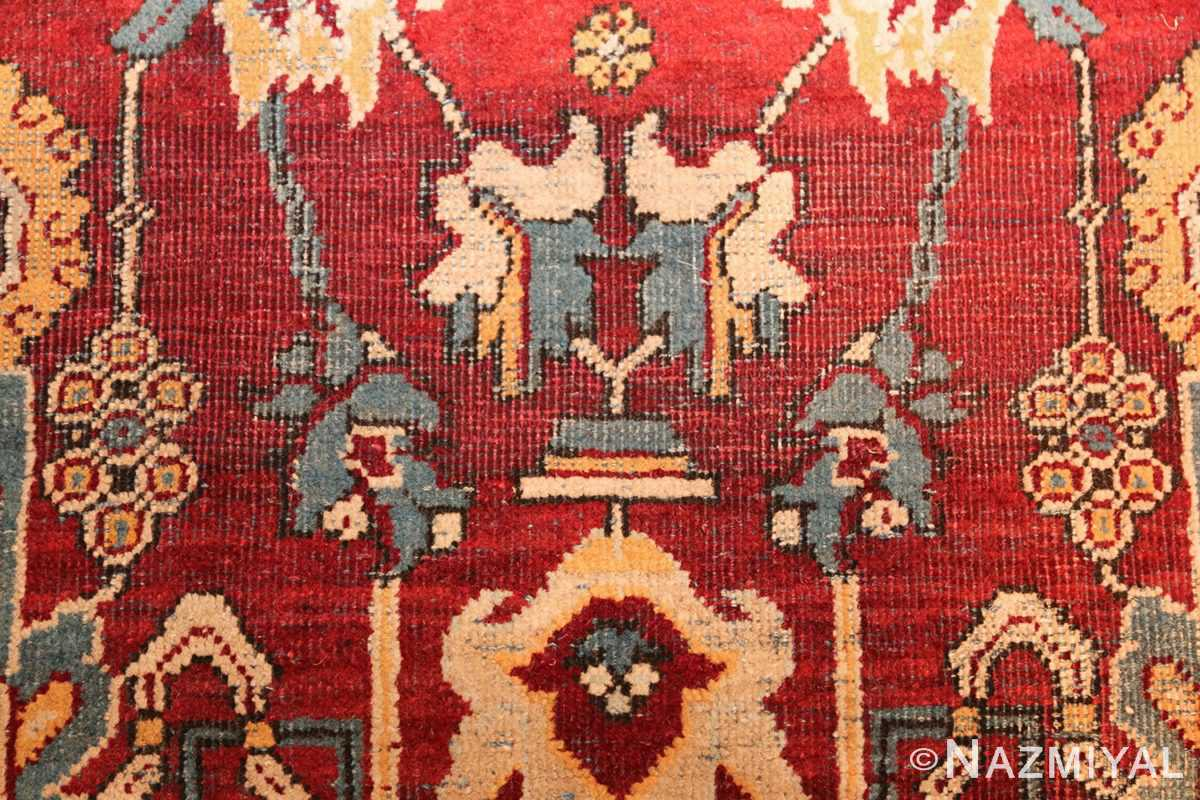 antique indian amritsar rug 2670 low Nazmiyal