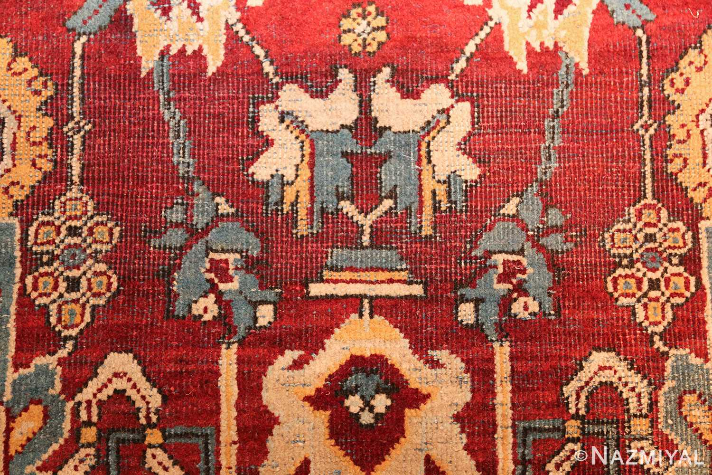 antique indian amritsar rug 2670 low Nazmiyal
