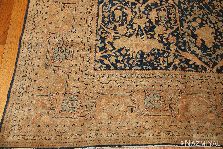 antiqu tabriz persian rug 40093 details Nazmiyal