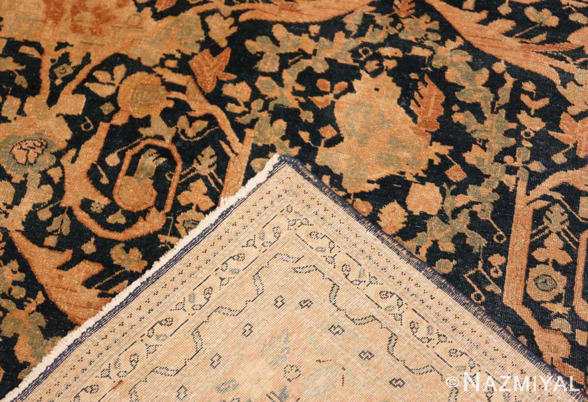 Weave Antique Tabriz Persian rug 40093 by Nazmiyal