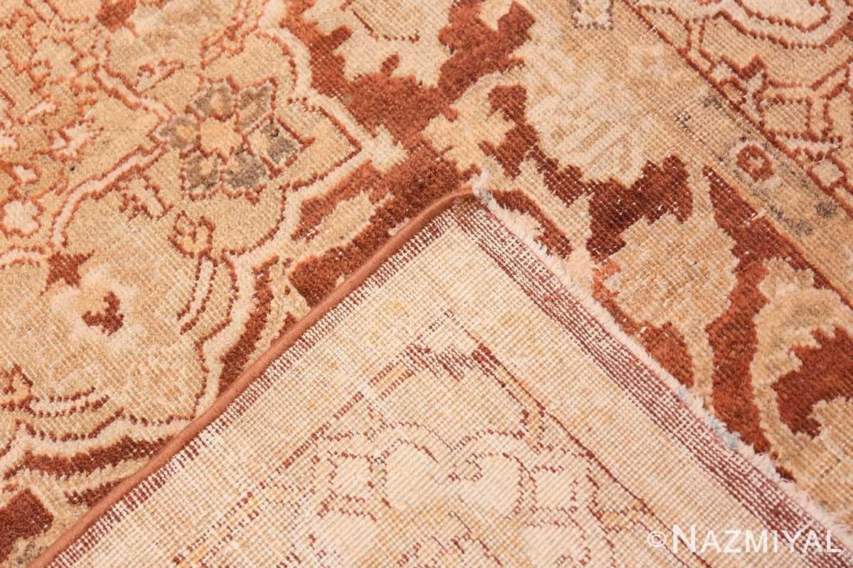 Weave Small decorative Antique Indian Amritsar rug 40707 by Nazmiyal