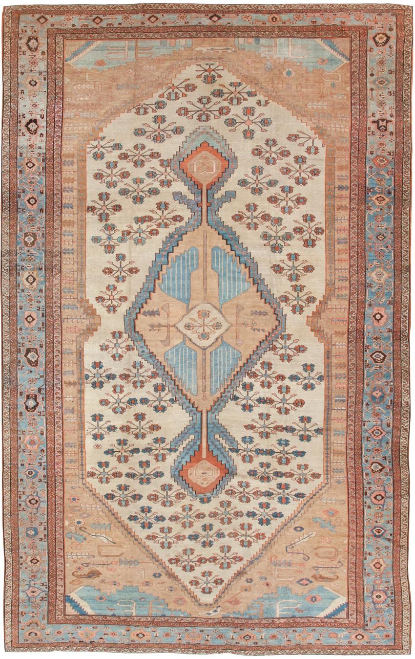 Antique Bakshaish Persian Rugs 44164