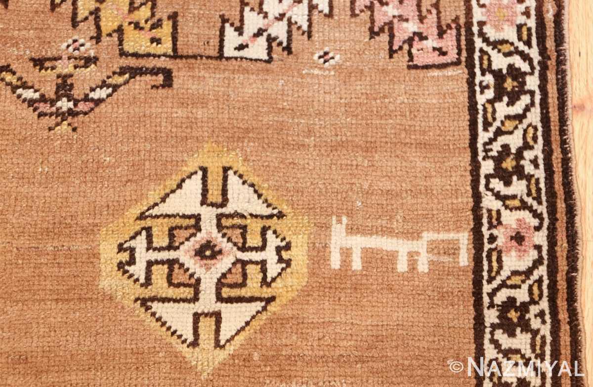 antique persian bakshaish rug 44150 animal Nazmiyal
