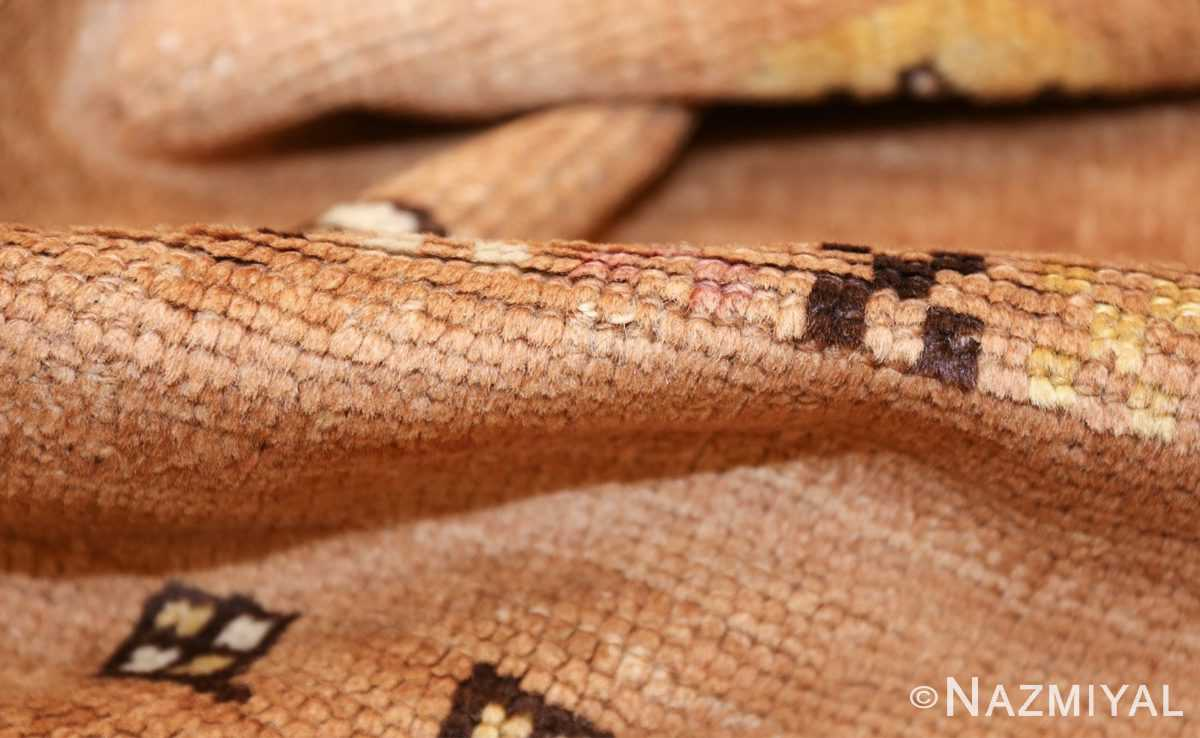 antique persian bakshaish rug 44150 pile Nazmiyal