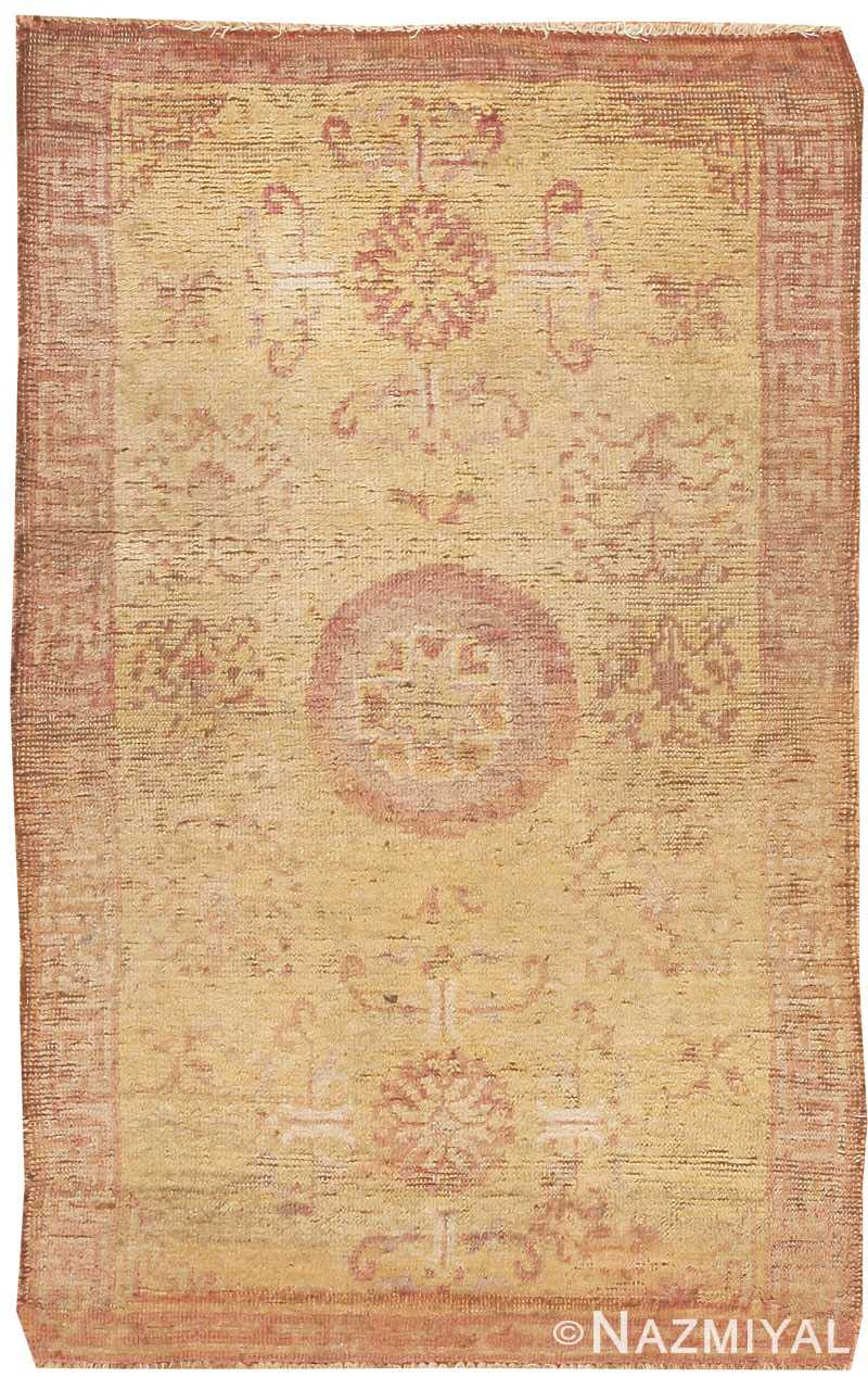 Antique Khotan Oriental Rug 42517