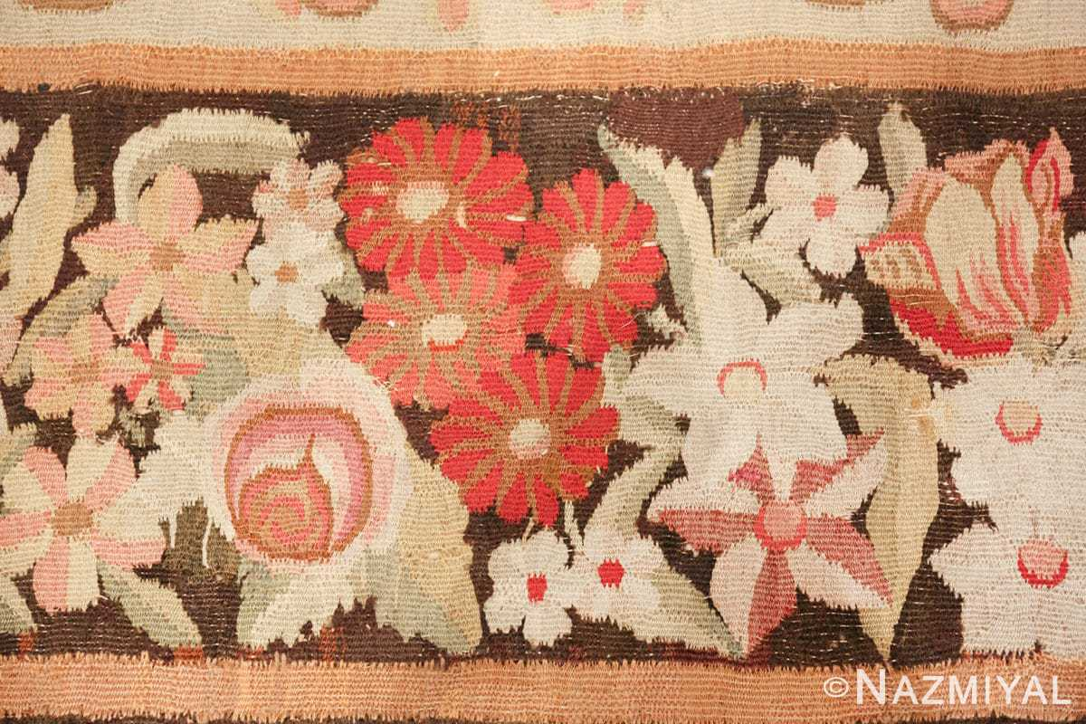 early 19th century antique bessarabian rug 44219 flowers Nazmiyal