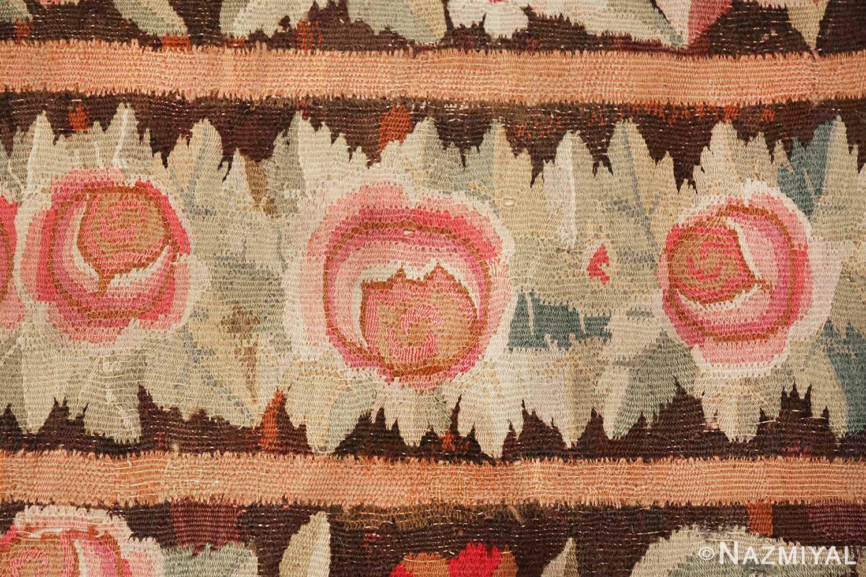 early 19th century antique bessarabian rug 44219 rose Nazmiyal