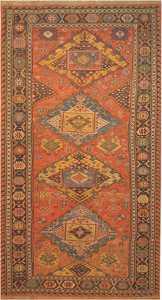Soumak Weave by Nazmiyal