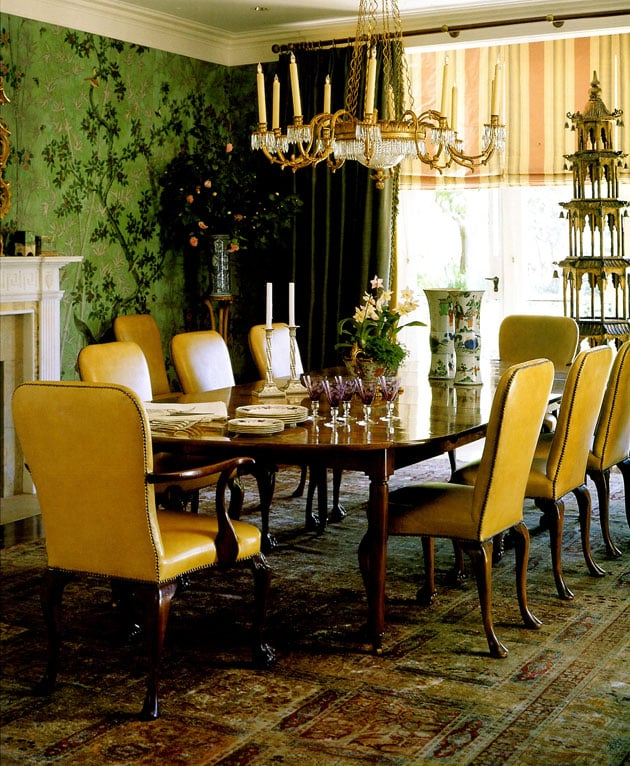 Interior design by Michael Smith