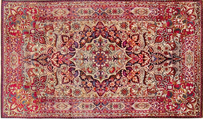Decorating With Antique Rugs by Nazmiyal
