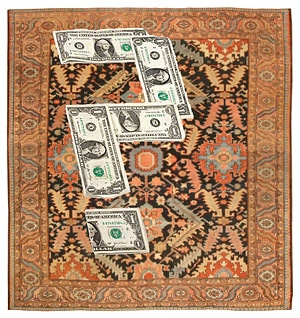 Guide to Estabelshing an Antique Rug Budget by nazmiyal