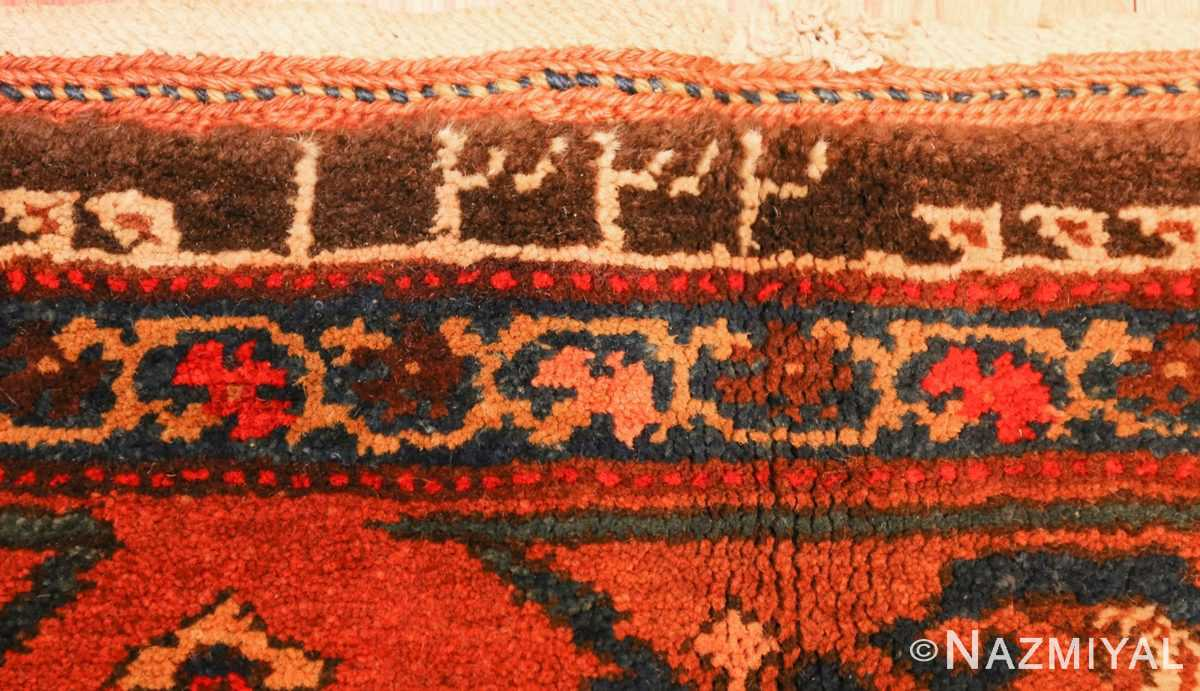 antique kurdish bidjar persian rug 44412 date Nazmiyal