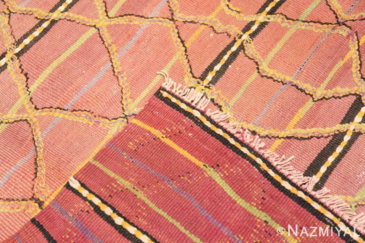 Weave Vintage Kilim Moroccan rug 44467 by Nazmiyal