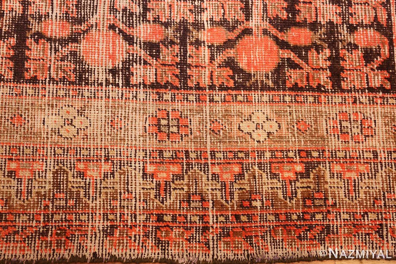 antique khotan rug 44544 border Nazmiyal