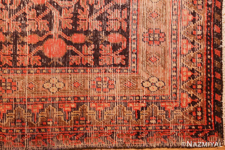 antique khotan rug 44544 corner Nazmiyal