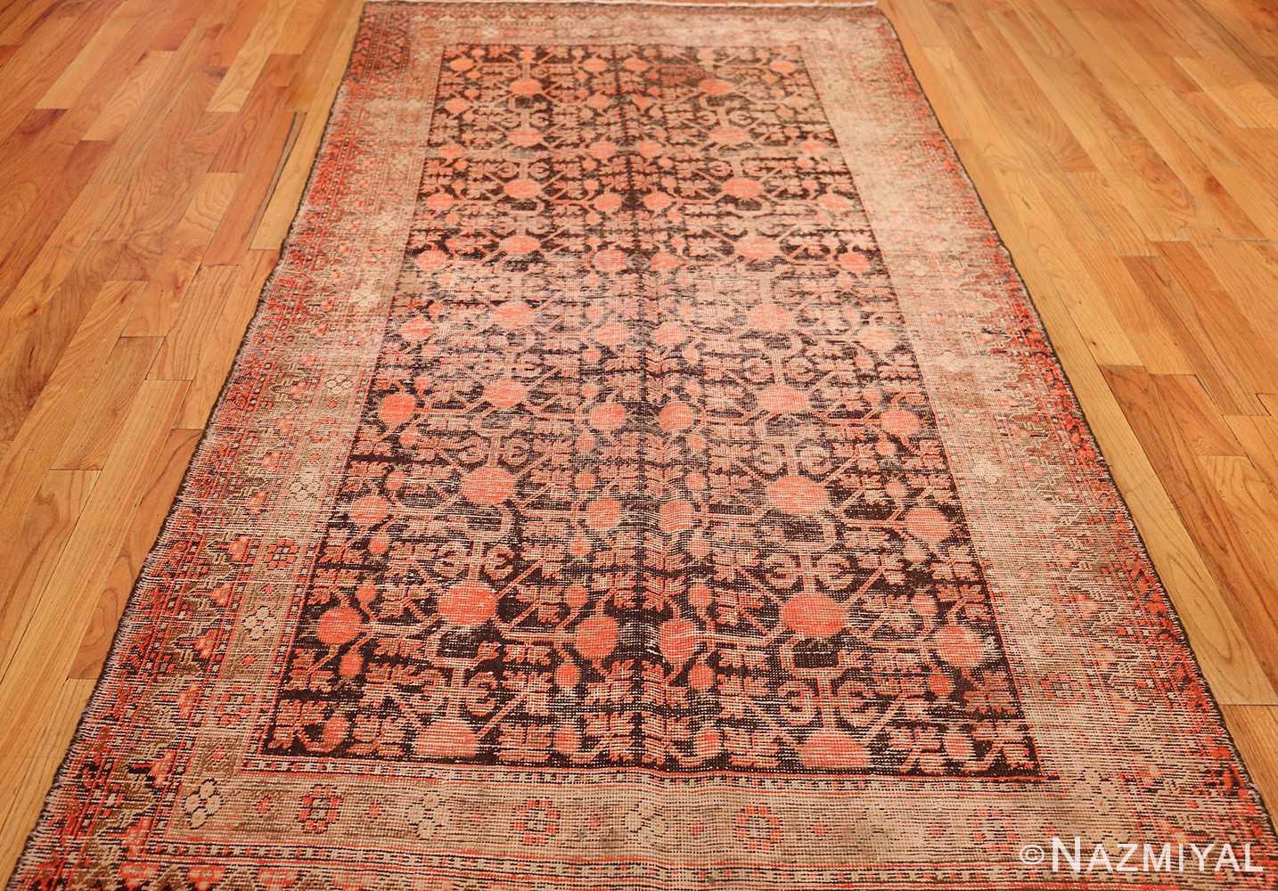 antique khotan rug 44544 full Nazmiyal