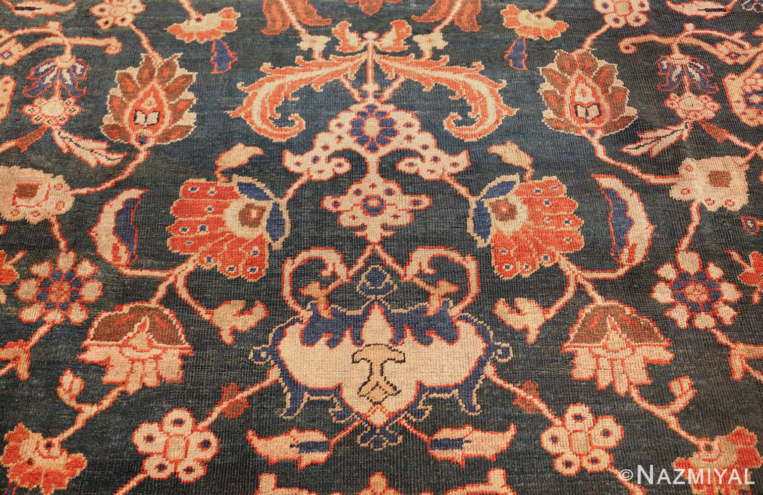 antique sultanabad persian rug 42986 middle Nazmiyal