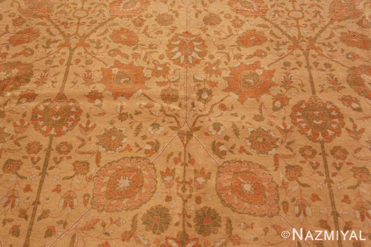 Field room size modern Turkish rug 41229 by Nazmiyal