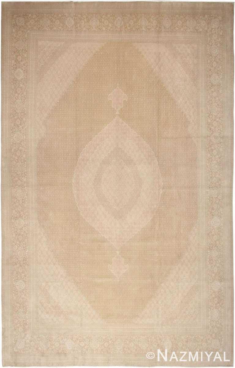 Full view Vintage Persian Tabriz rug 44530 by Nazmiyal