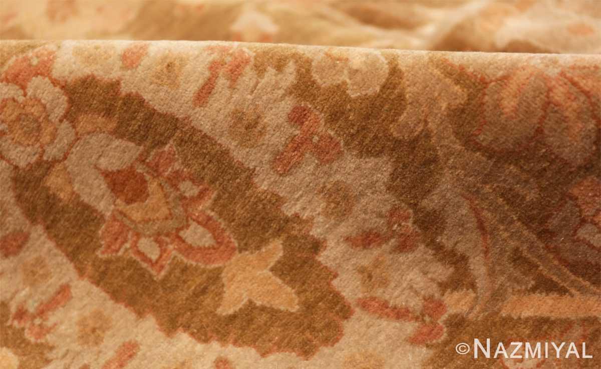 Pile large modern Persian Tabriz design turkish rug 41237 by Nazmiyal