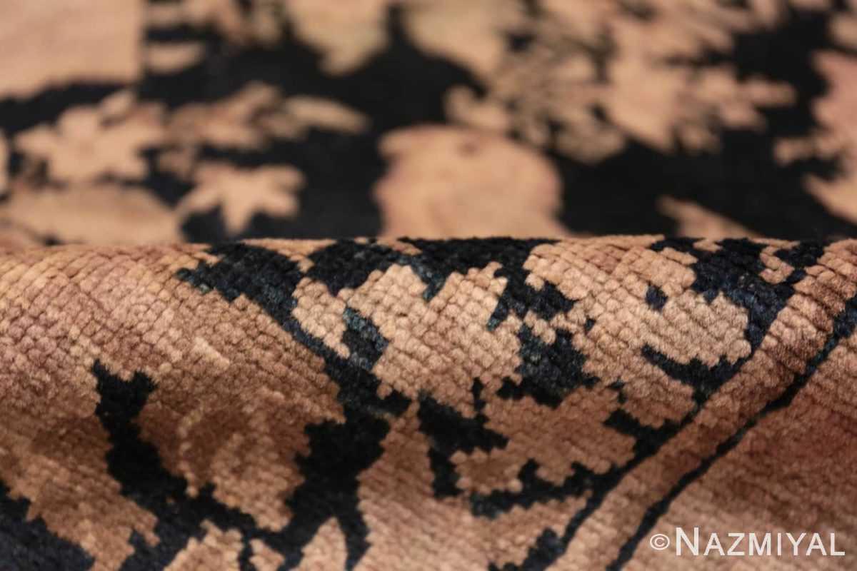 Pile Antique hall runner Caucasian Karabagh rug 44440 by Nazmiyal