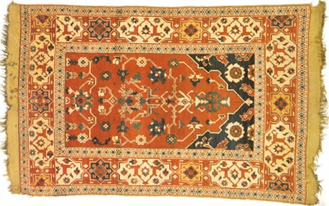 Ottoman Rugs and Carpets