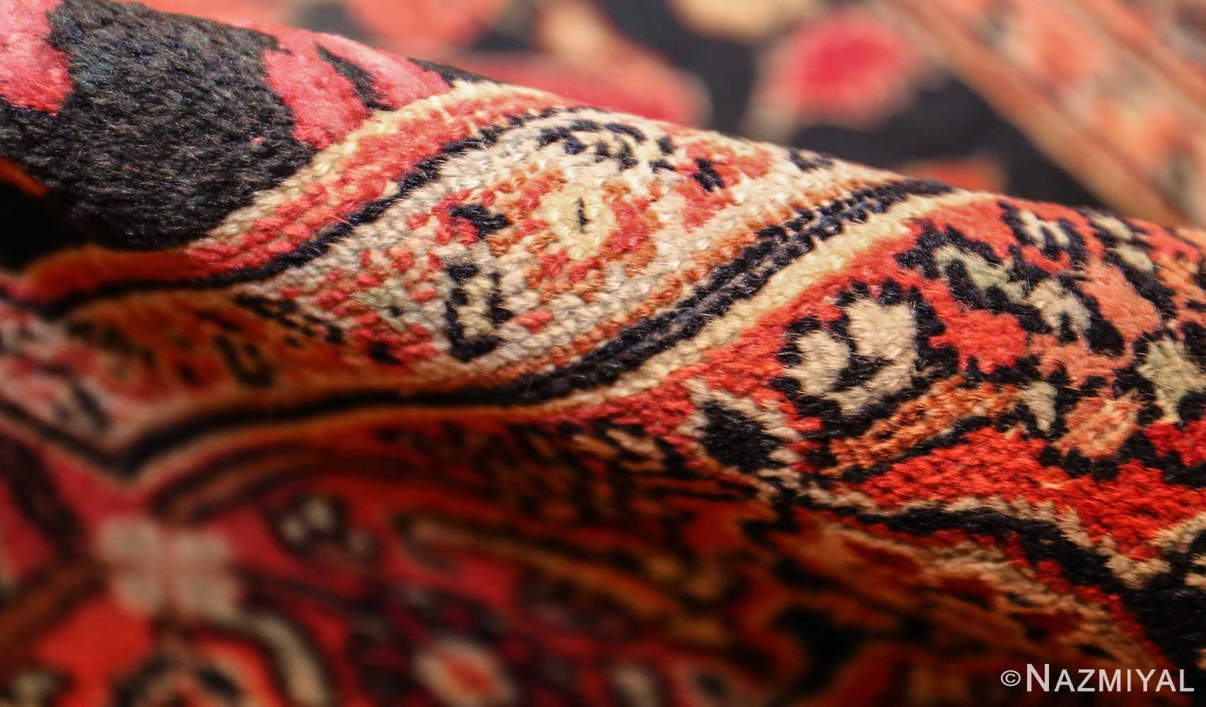 antique persian khorassan rug 44612 field Nazmiyal