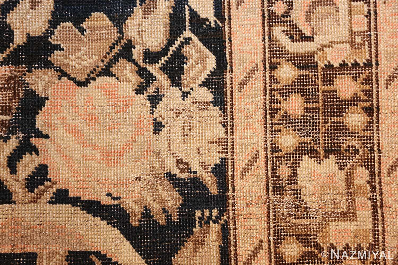 antique karabagh runner rug 44441 flowers Nazmiyal