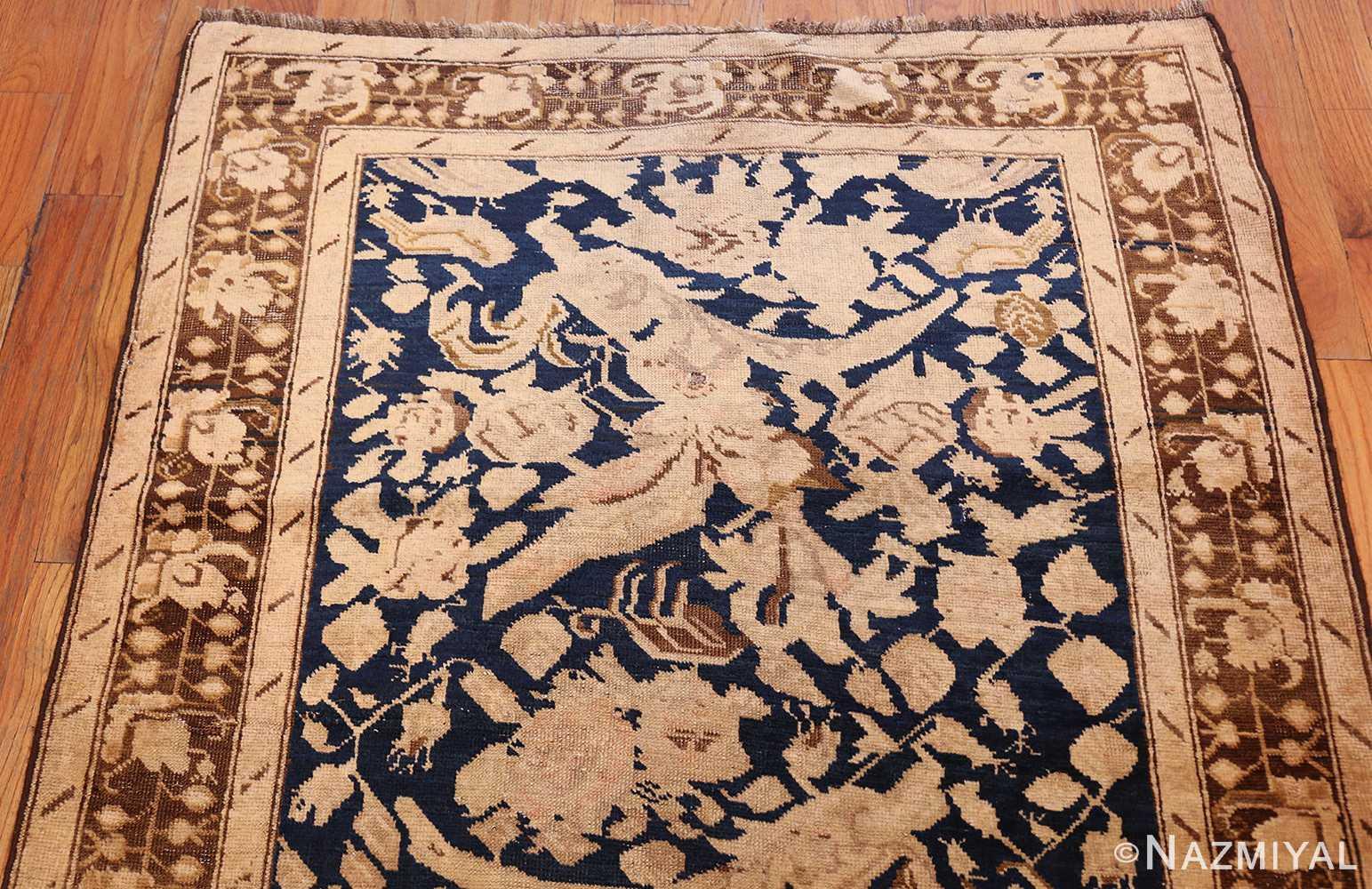 antique karabagh runner rug 44441 top Nazmiyal