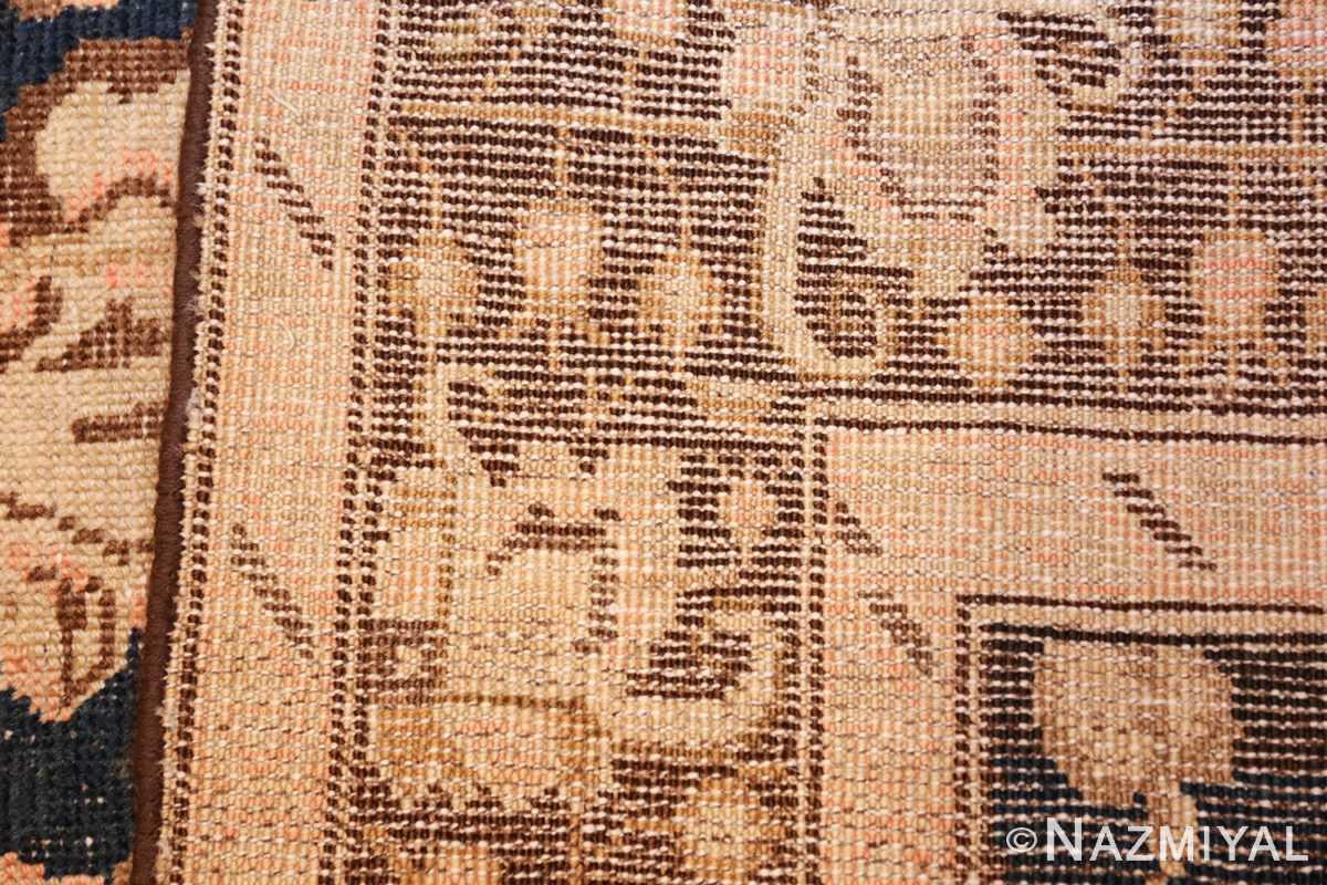 antique karabagh runner rug 44441 weave Nazmiyal