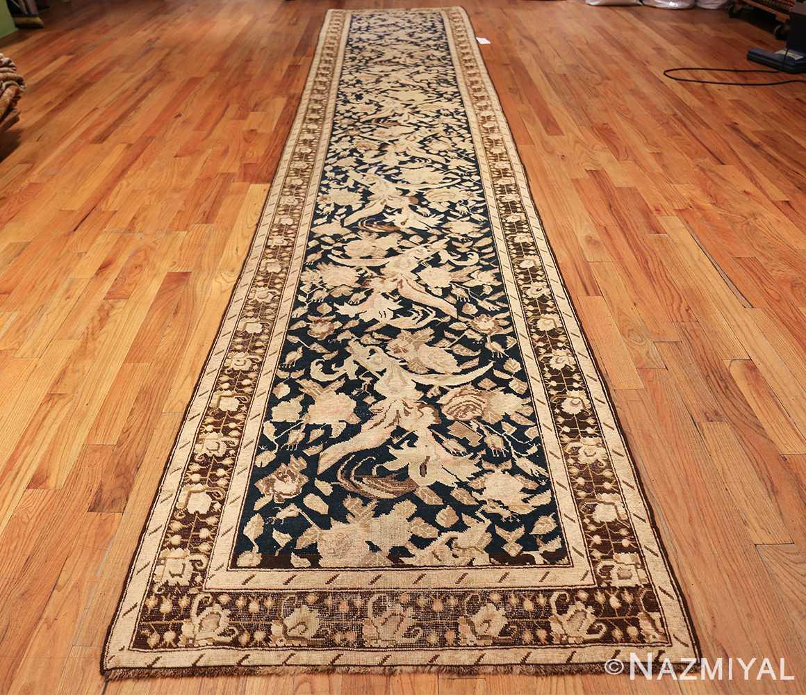 antique karabagh runner rug 44441 whole Nazmiyal