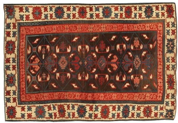 Antique Kuba Rugs by Nazmiyal